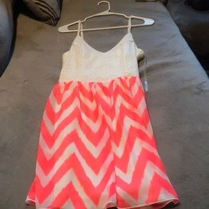 Crystal doll spring dress size 9